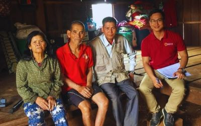 In Profile! Seng Mang: Working for Humanity