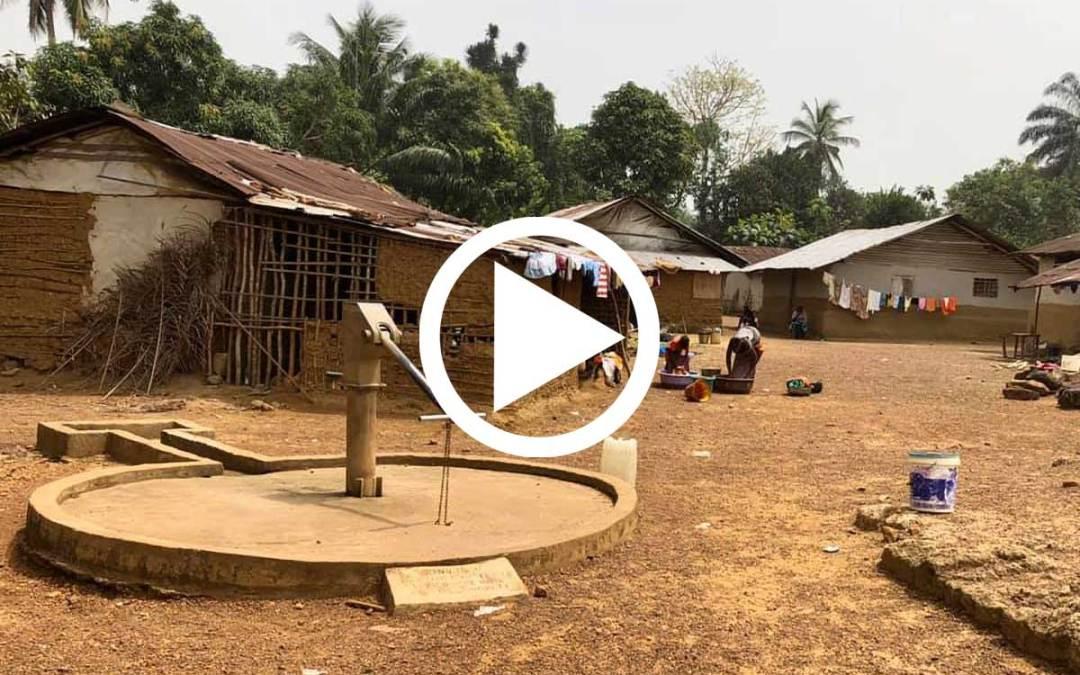 Rehabilitating Wells in Liberia
