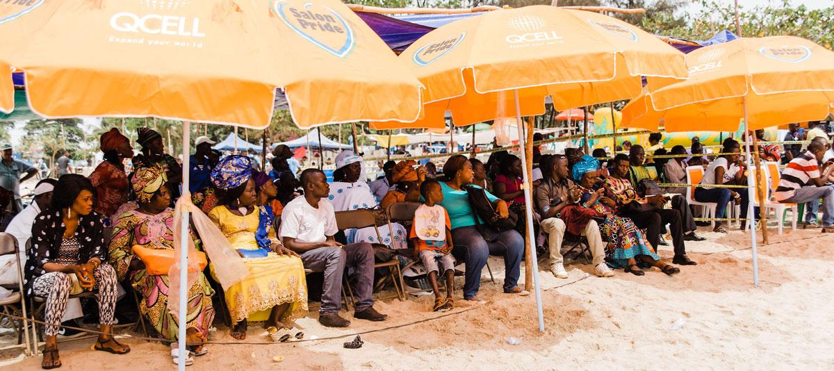 ETC Beach Day Community Gathering