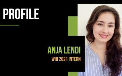 Spring 2021 Intern: Anja Lendi