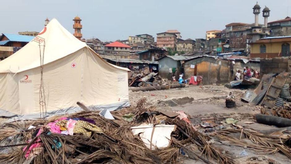 Emergency Response: Freetown Fire