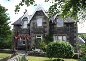 Self-catering Oban