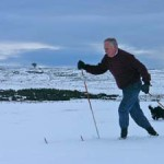 Cross Country Skiing in Scotland