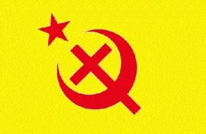 China's Religious Affairs Regulations Chapter 1 represented by china-christianity-islam-flag