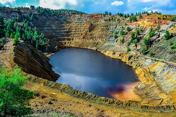 Reopen mines that poison - is this what God meant by subdue the earth?