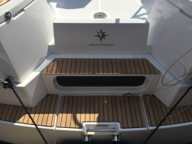 Jeanneau Sun Odyssey 44DS Boarding Steps