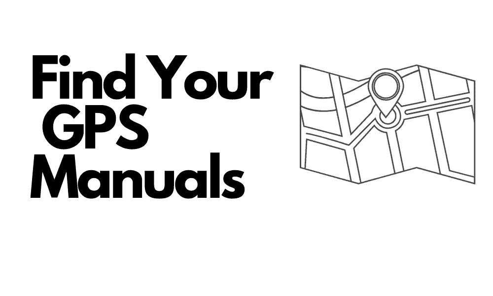 GPS Manuals