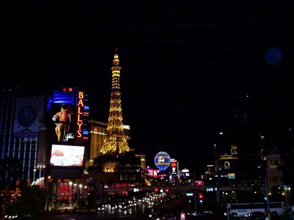The Eiffel Tower without the transatlantic flight.