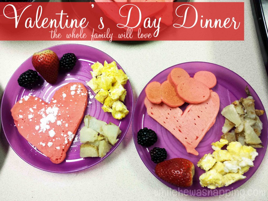 A Valentines Day Dinner The Whole Family Will Love