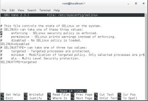 Working with SELinux in CentOS/Red Hat