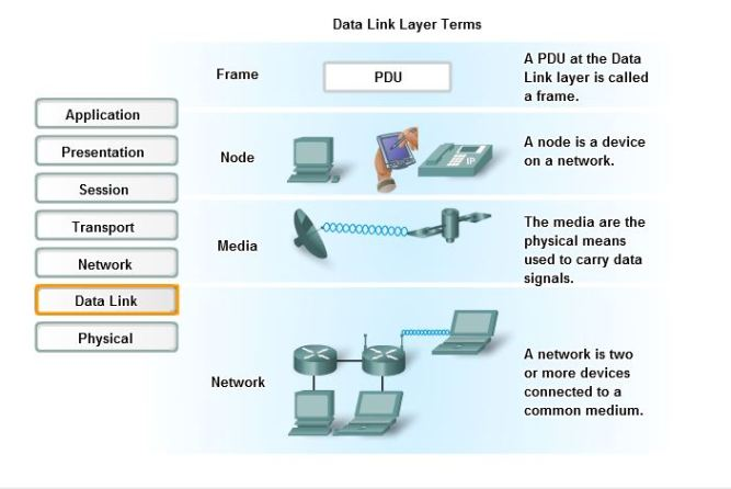 Layer 2, data link layer