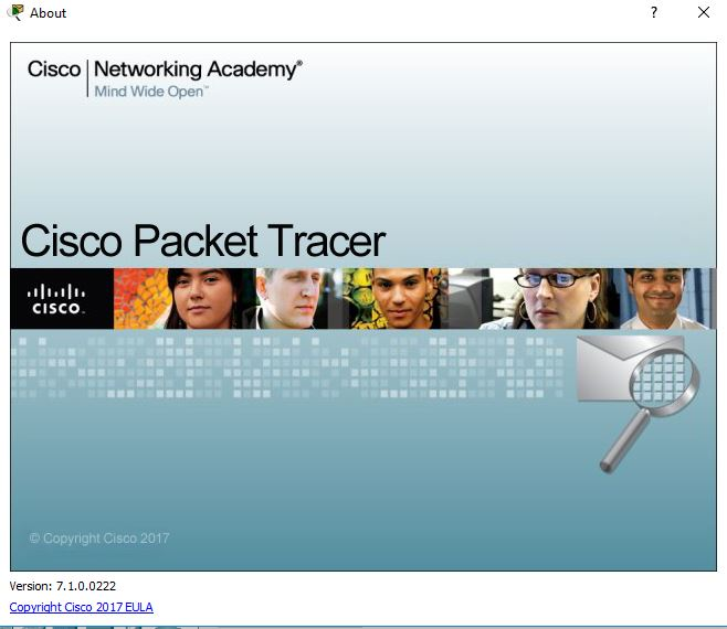 Cisco Packet Tracer 7.1