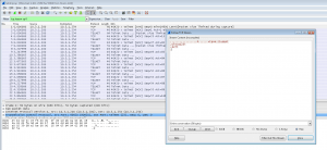 overview of Wireshark.