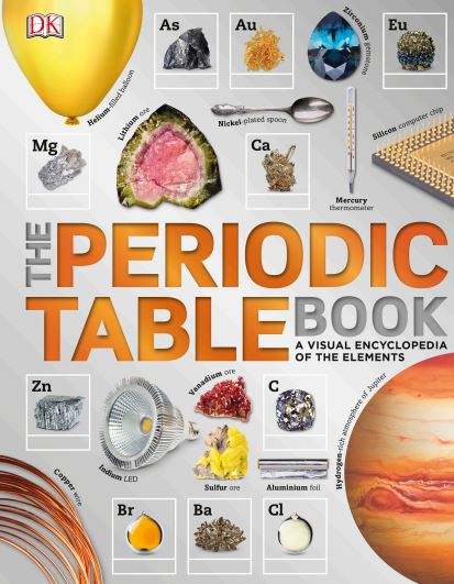 Free download pdf of The Periodic Table Book - A Visual