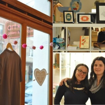 Softies For Sale Series: Showing Your Work in Galleries