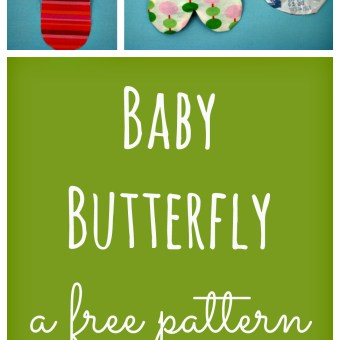 Baby Butterfly Toy Pattern and Some Analysis of the Best Sellers