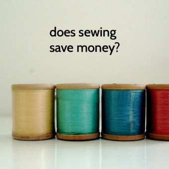 Does Sewing Toys Save Money?