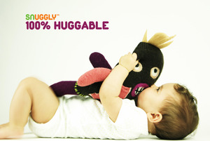 Awesome Handmade Toys: Snuggly Ugly