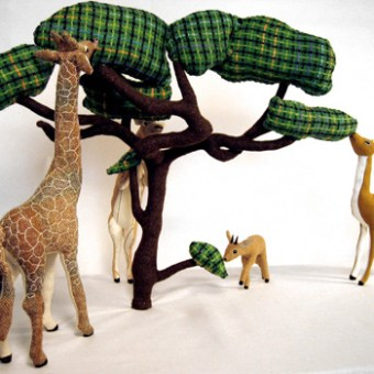 Awesome Handmade Toys: Jennifer Muskopf
