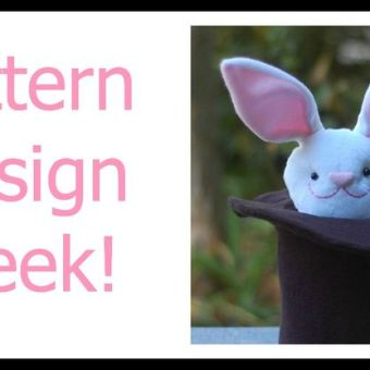 Welcome to Pattern Design Week: Topic #1 Choosing the Right Project to Turn Into a Pattern