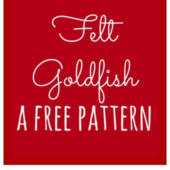 Free Goldfish Sewing Pattern