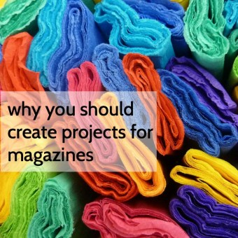 Why You Should Create Projects for Magazines