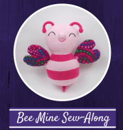 Bee Mine Sew-Along Winner!