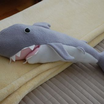 How to Make a Softie with a Pocket Mouth