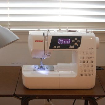 Enhance Your Lighting With a Sewing Machine LED Light Kit
