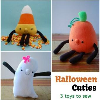 Halloween Cuties – New Pattern on Sale Now