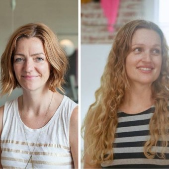 Podcast Episode #40: Creativebug with Kelly Wilkinson and Liana Allday