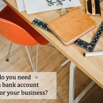 Do You Need a Bank Account for Your Creative Business (or Can You Just Use PayPal)?