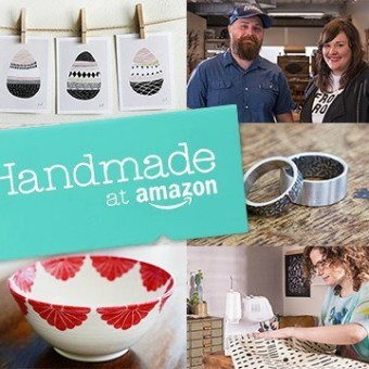Why Handmade at Amazon is Etsy's Dream Come True