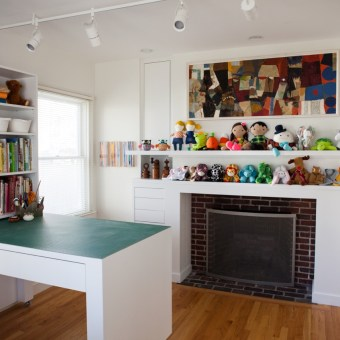 A Tour of My New Studio