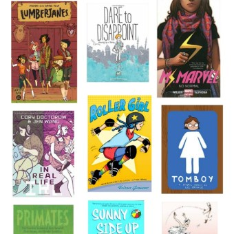 Empowering Graphic Novels for Teens: A Gift Guide