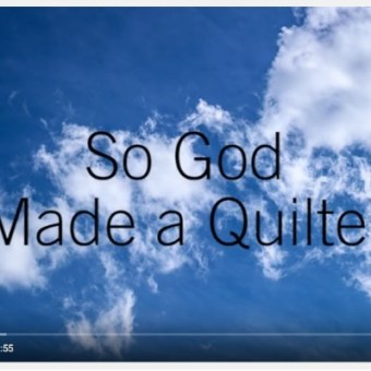 "Should God Be a Marketing Tool? A Look at Accuquilt's ""So God Made a Quilter"" Video"