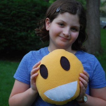 Sew a Softie Day: Kid Made Emoji and Cthulhu Softies