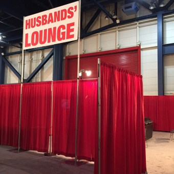 It's Time for Quilts, Inc. to Change the Name of the Husband's Lounge