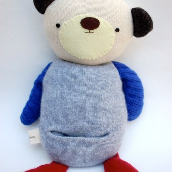 How to Make a Memory Bear: A Free Pattern