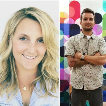 Podcast Episode #122: Hailey Hoffman Chisholm and Aaron Hoffman of Hoffman California Fabrics