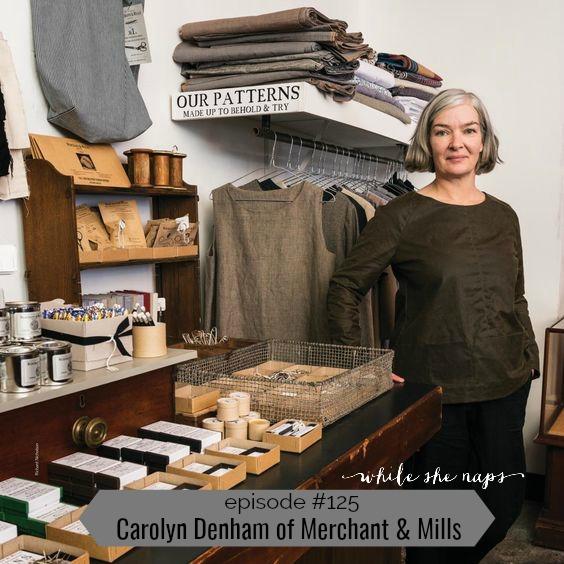 Episode #125 Carolyn Denham