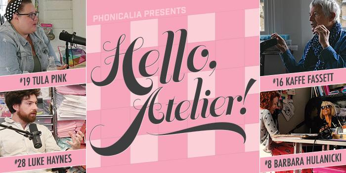 Hello Atelier Podcast