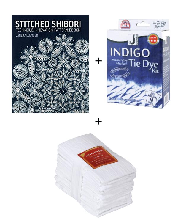 Shibori gifts
