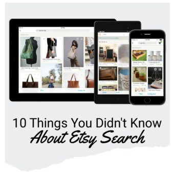 10 Things You Didn't Know About Etsy Search