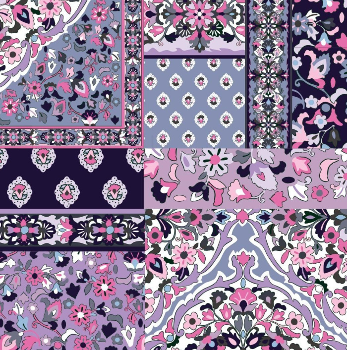 quilt floral by vera bradley