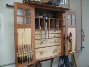 Schwarz's pre ATC cabinet