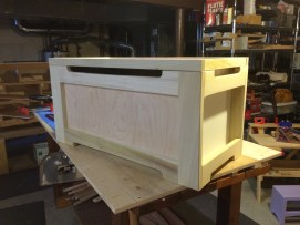 My completed toy chest