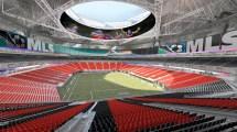 Two Mega Stadiums Atlanta