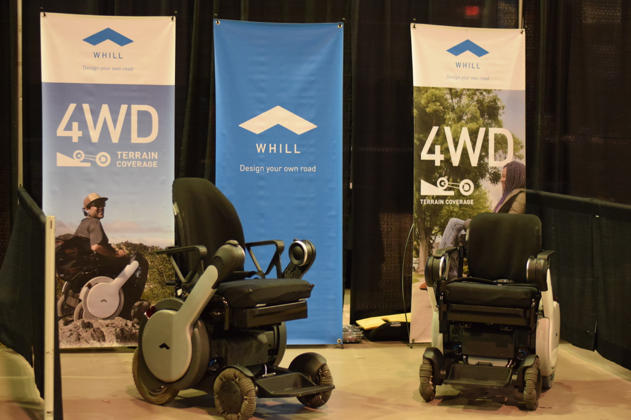 Statewide Transition Conference For >> Iatp S Statewide Disability Expo 2017 Whill