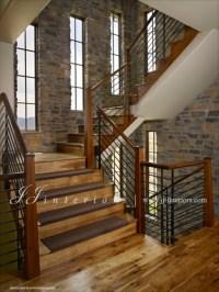 Stairs Design Garage